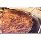 Crème fraiche-tårta