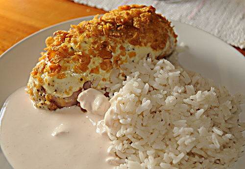 Corn Chicken a lá Carina