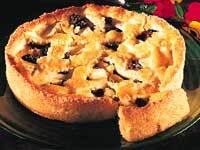 Gammaldags äppeltårta
