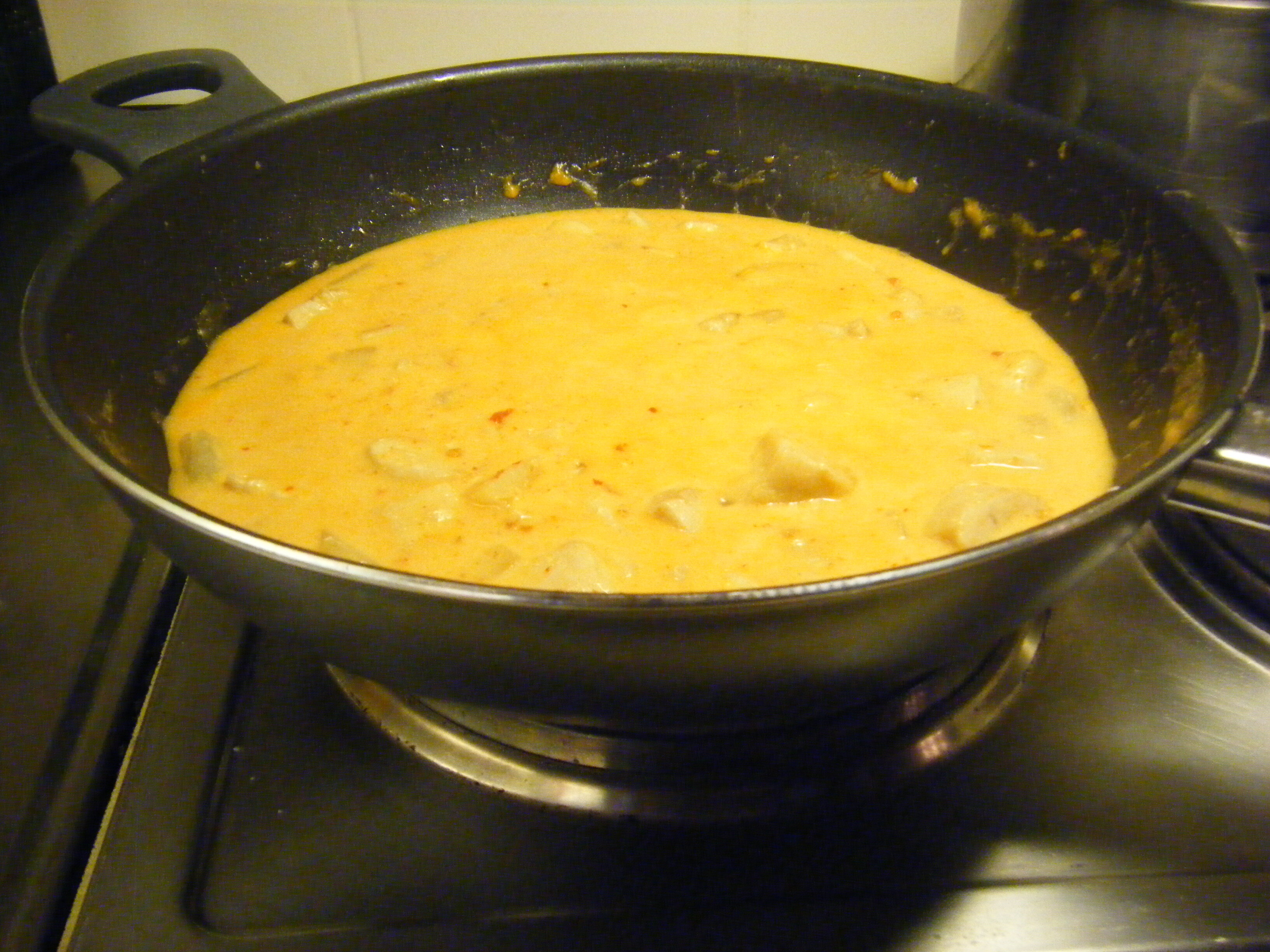 thaikyckling krydda