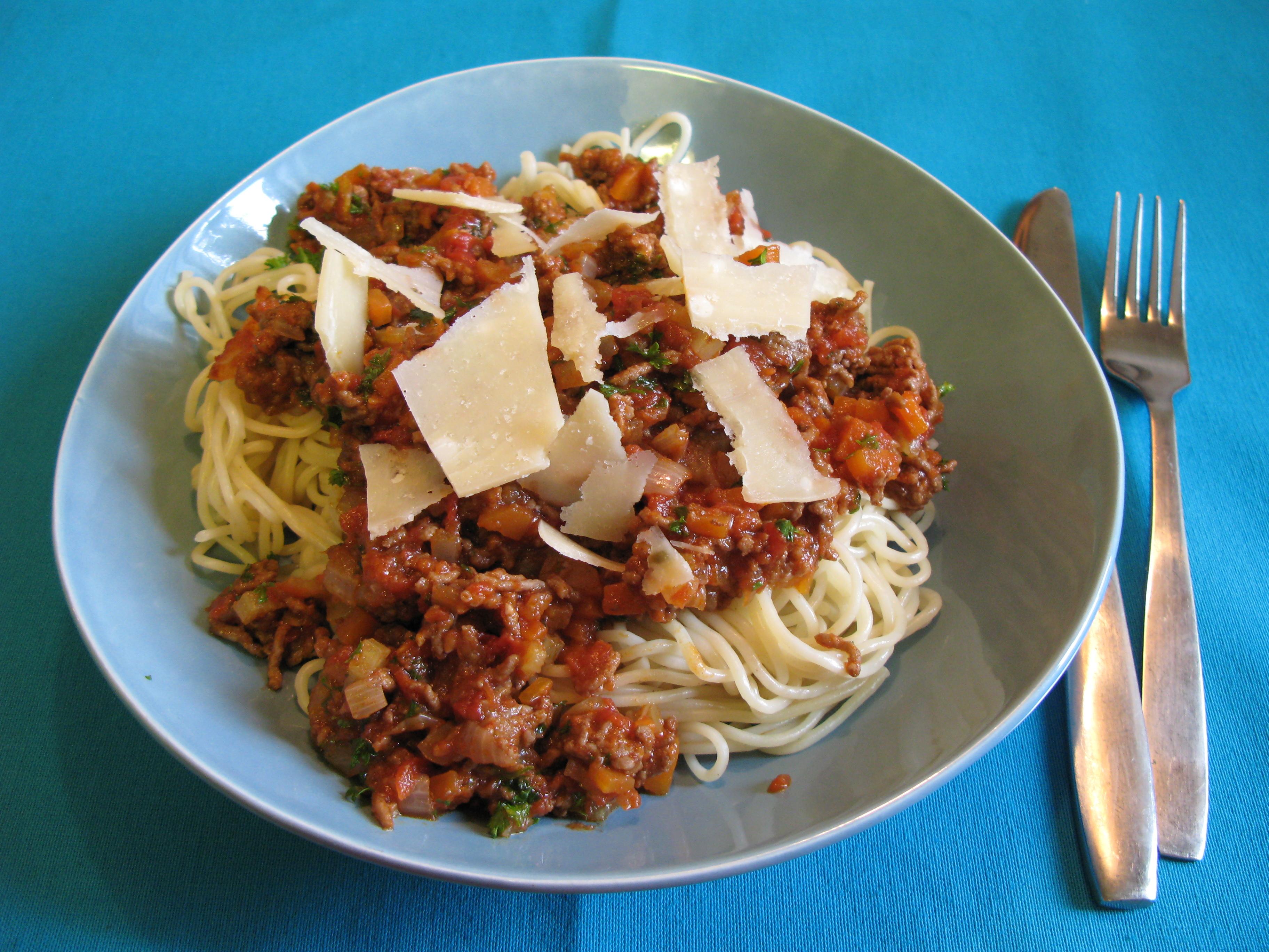 Spaghetti Bolog