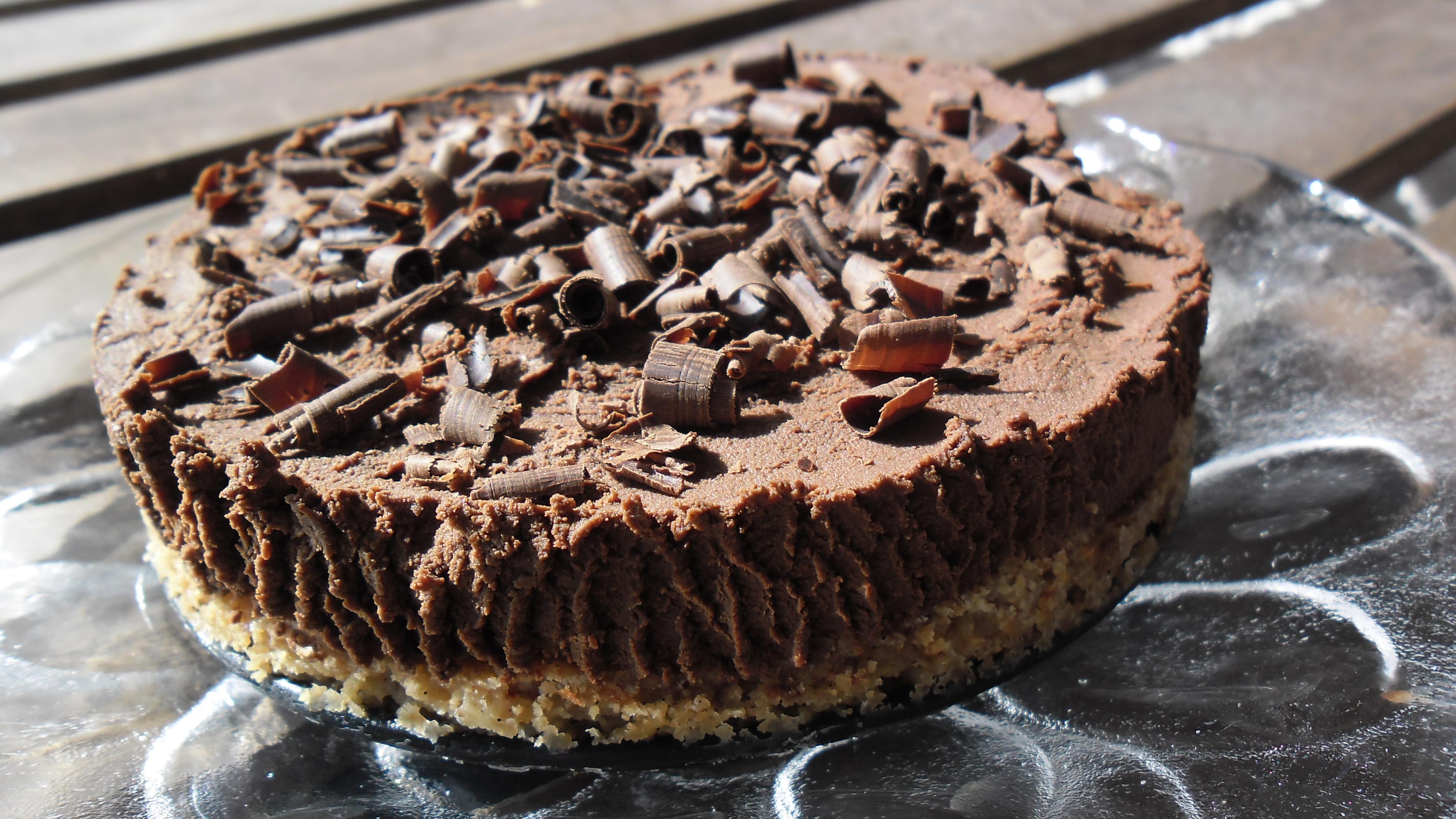 Chokladmoussetårta - LCHF