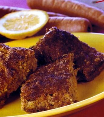 glutenfri morotskaka i långpanna