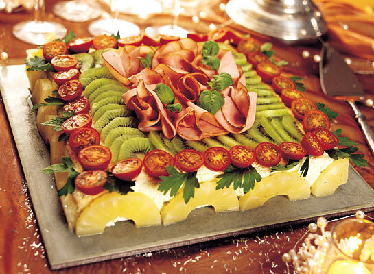 smörgåstårta salami