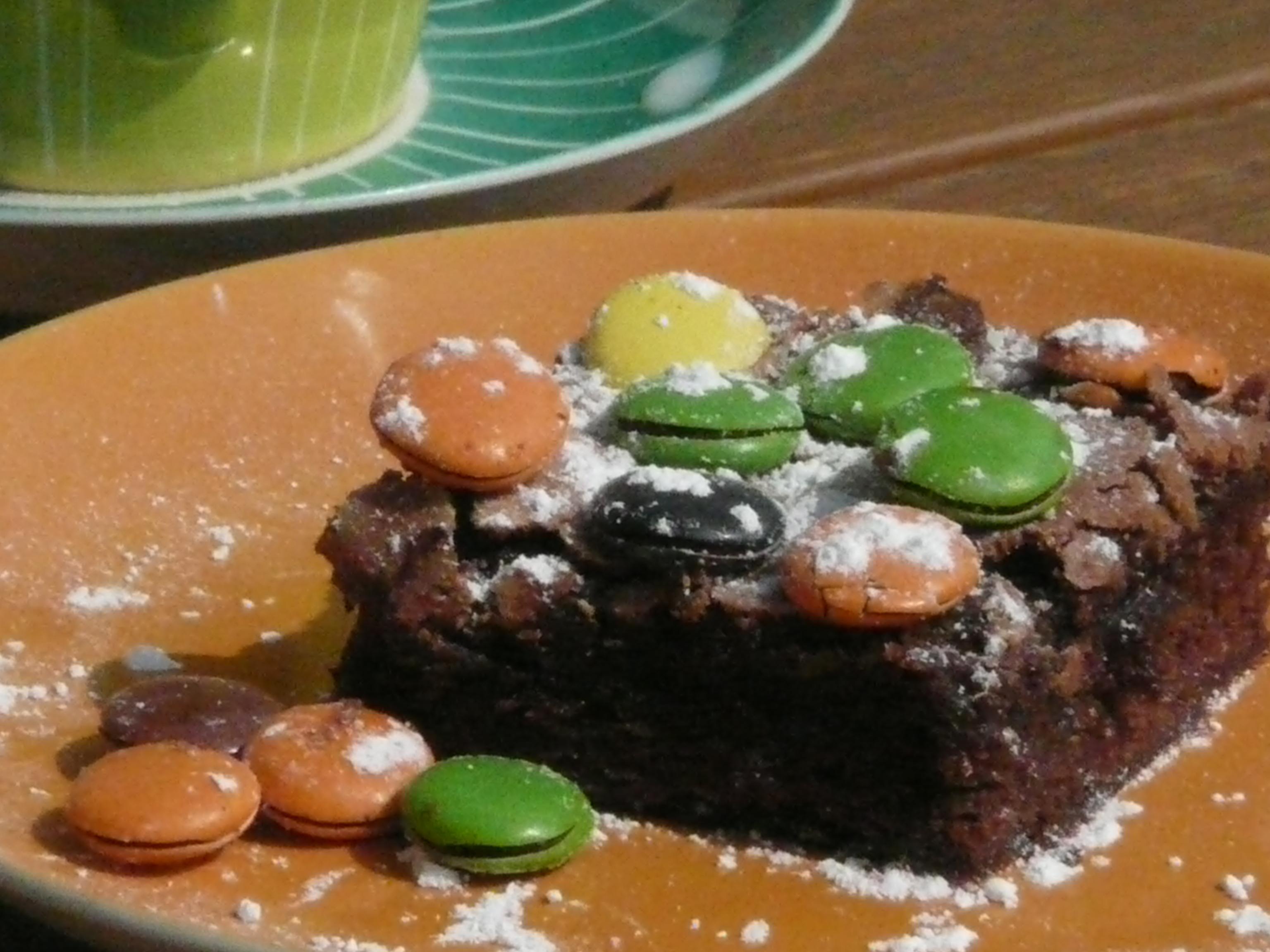 Brownies med no..