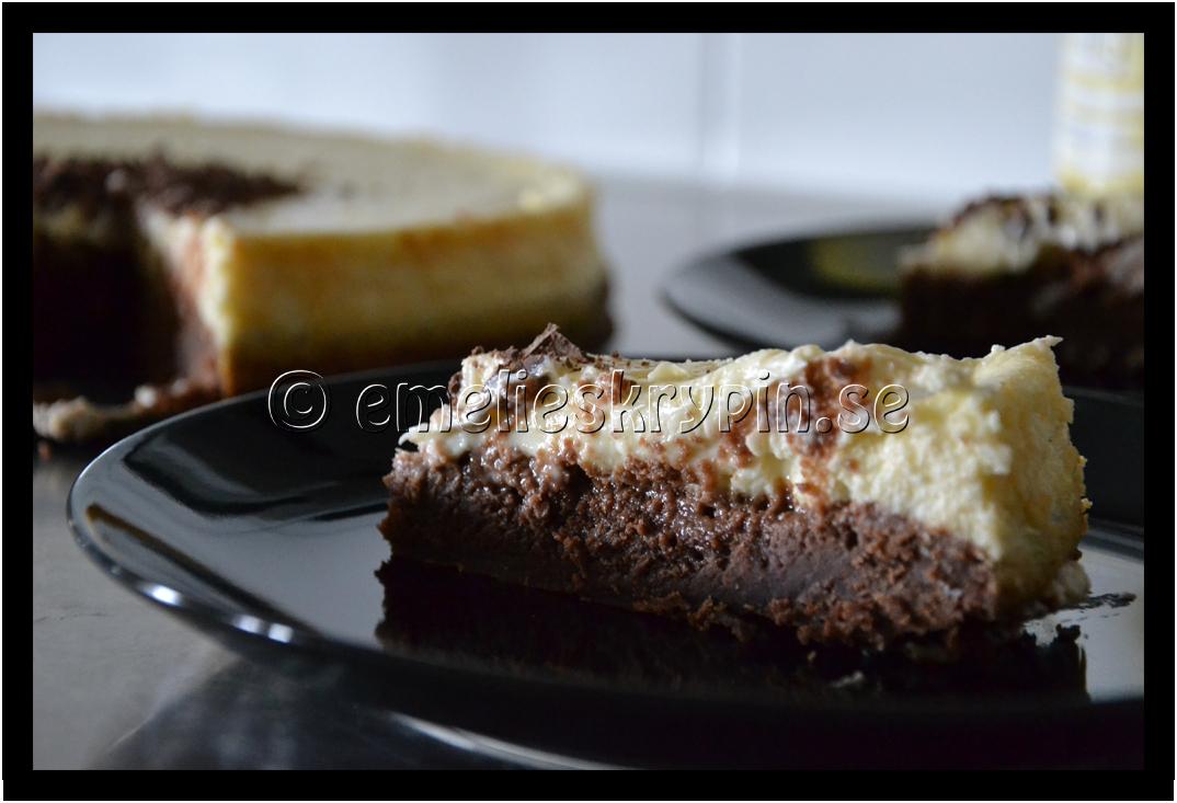 Cheesecake brow