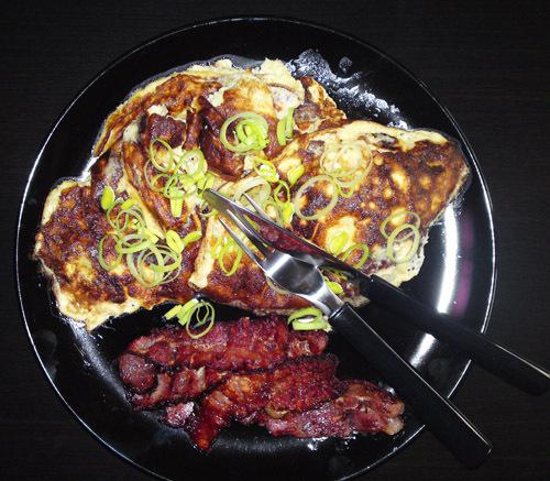 LCHF - EU-omelett