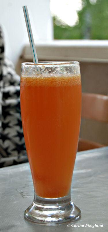 blodapelsin drink