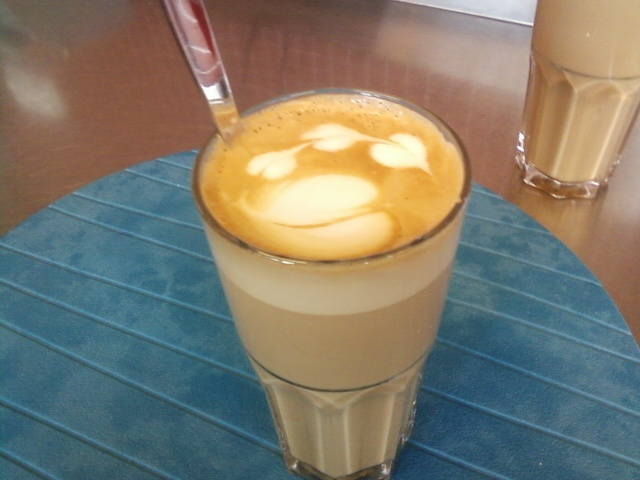 Latte Refresh