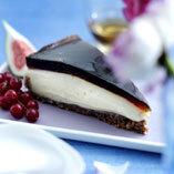 Dessertkaka med..