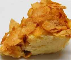 Cornflakes Cheescake