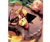 exotisk kolatårta