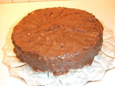 norsk chokladkaka