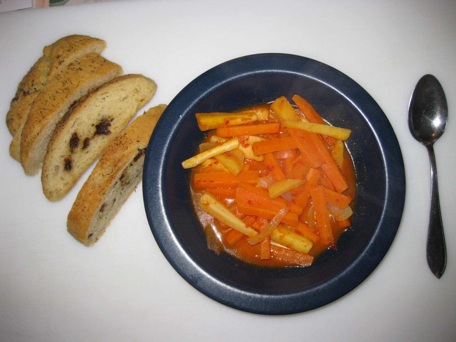 vegetarisk fiskrätt