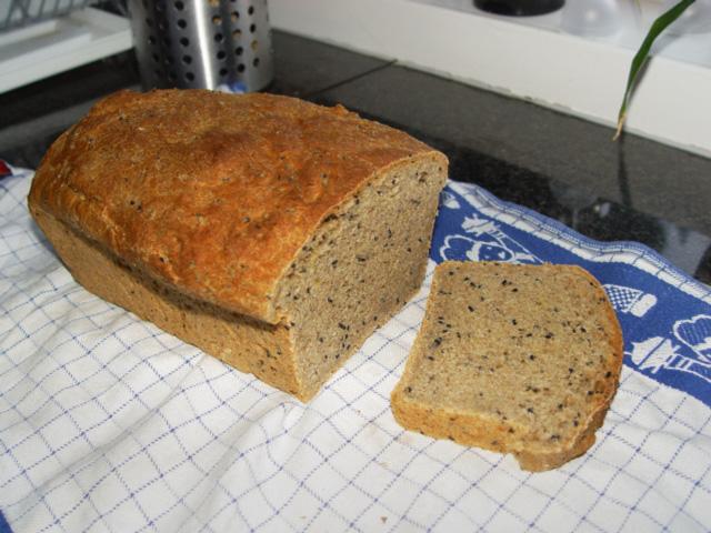 lång jäst bröd