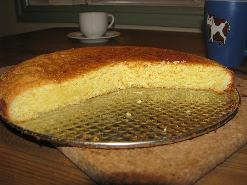 Citruskladdkaka