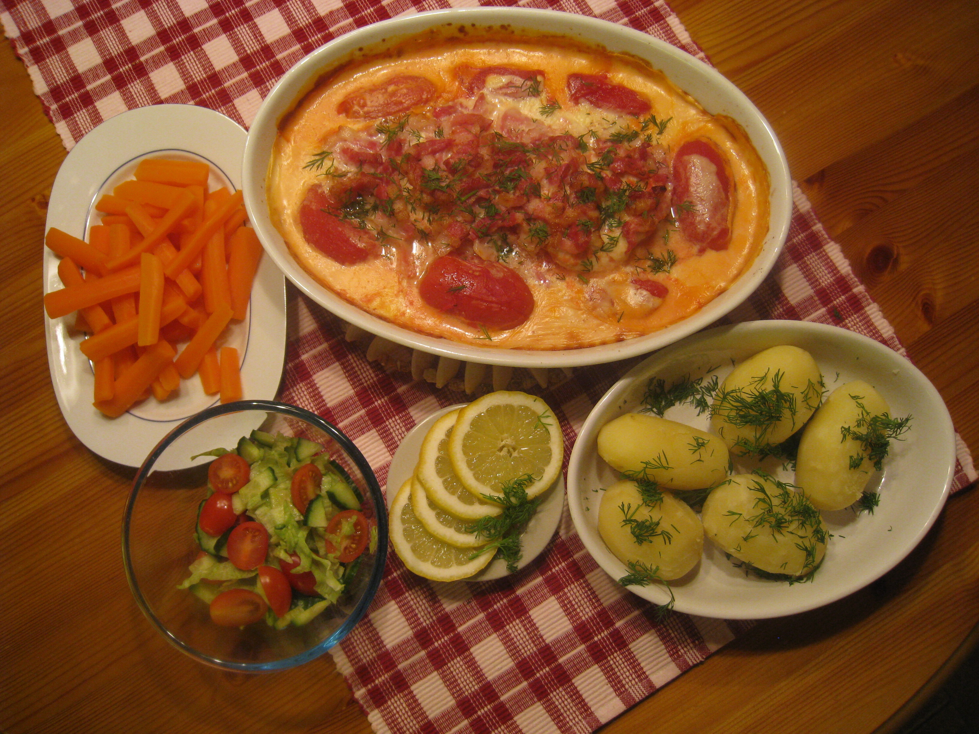 sherrysill matjes med tomatjuice