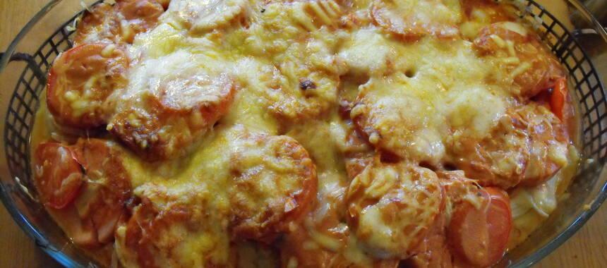 pizza korv i ugn