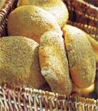 plåt bröd