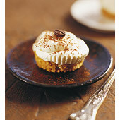 Cheesecake med vit choklad
