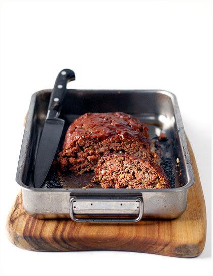 Snabba köttfärslimpan