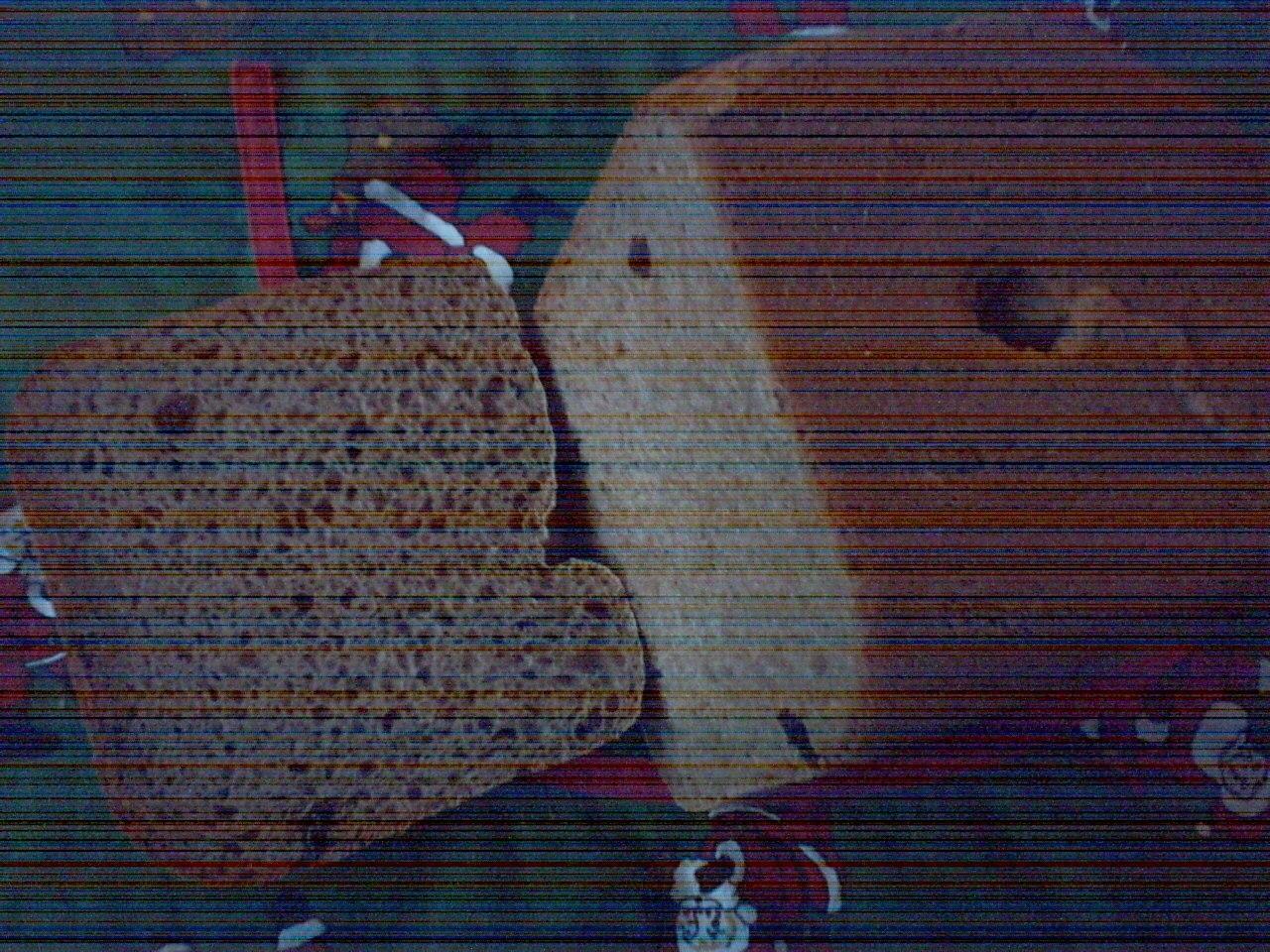 Vörtbröd i bakmaskin