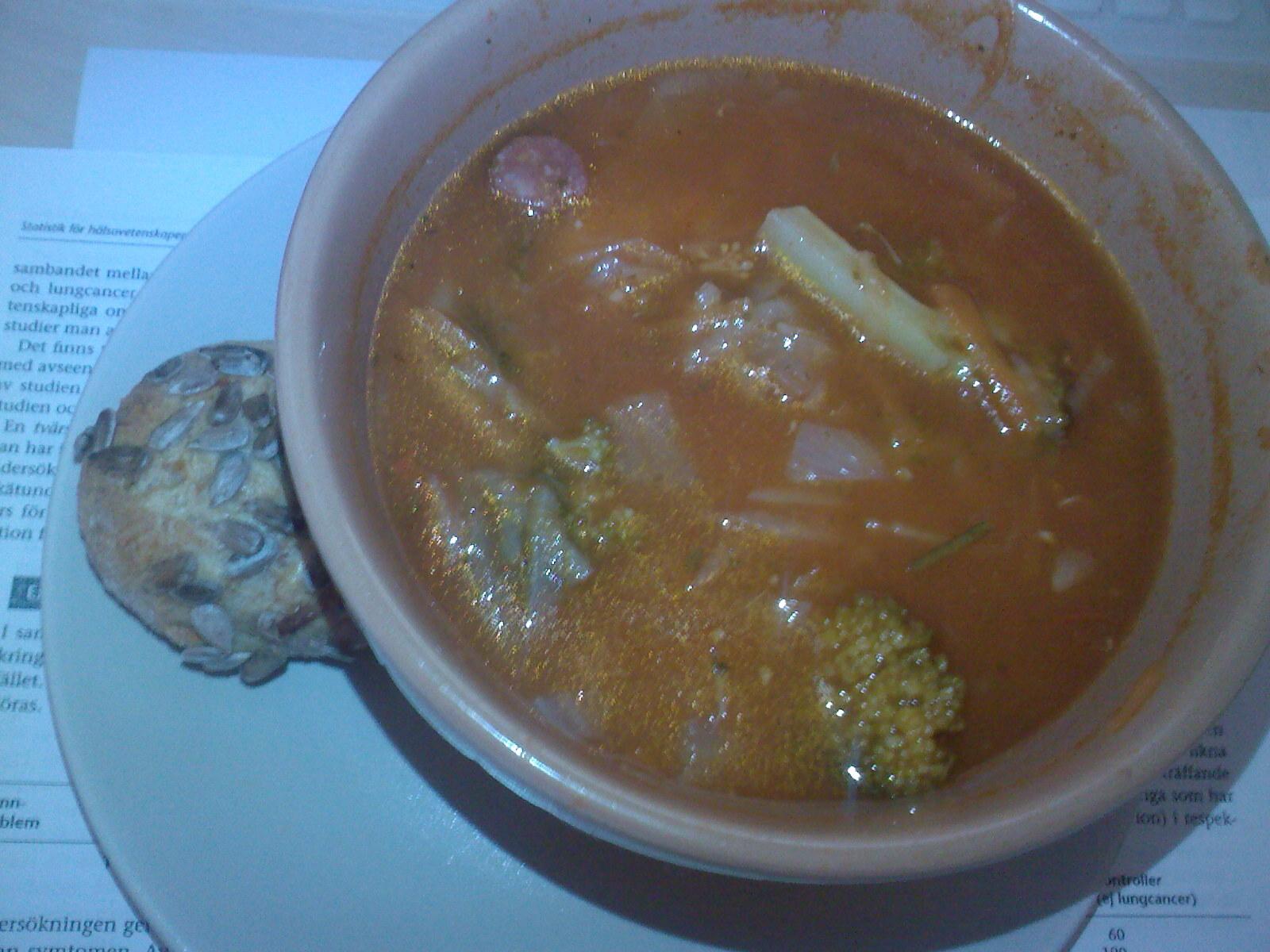 Chilisoppa