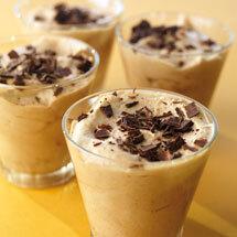 Kaffemousse med..