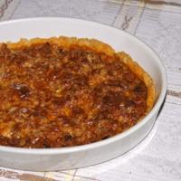 Tobbes köttfärspaj med havretäcke