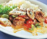 couscous gratäng