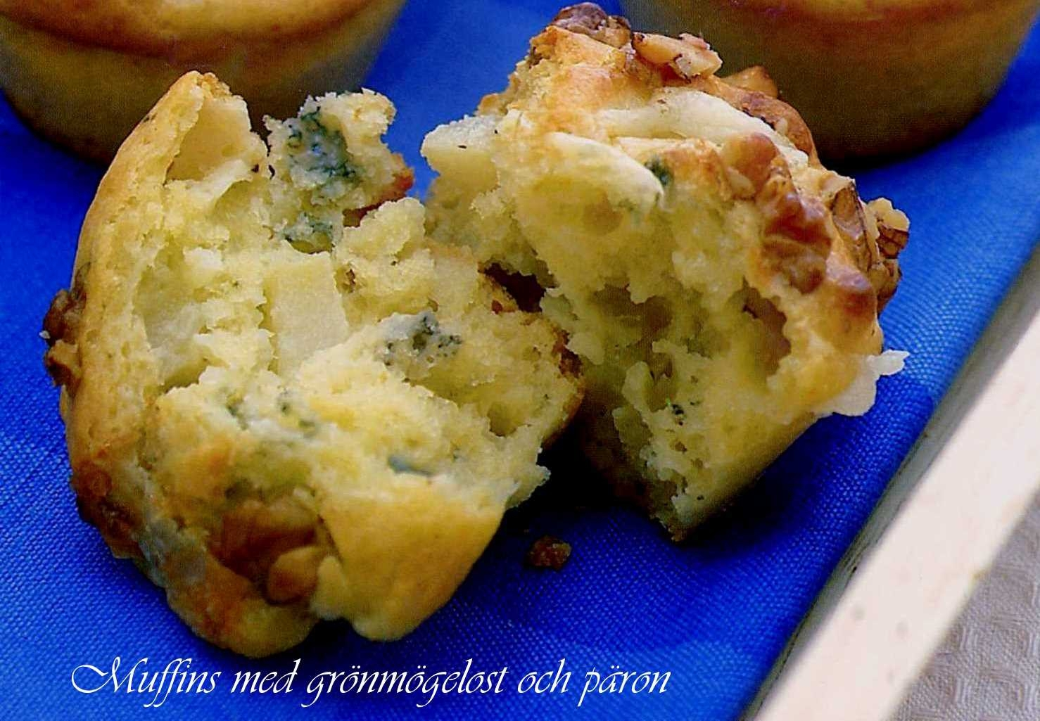 Muffins med grö..