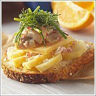 Brännvinssill med potatis
