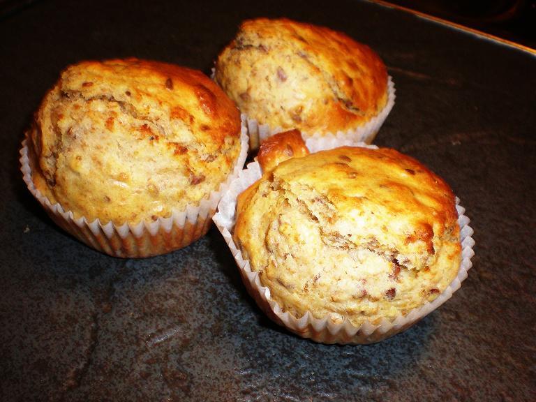 nyttiga frukost muffins