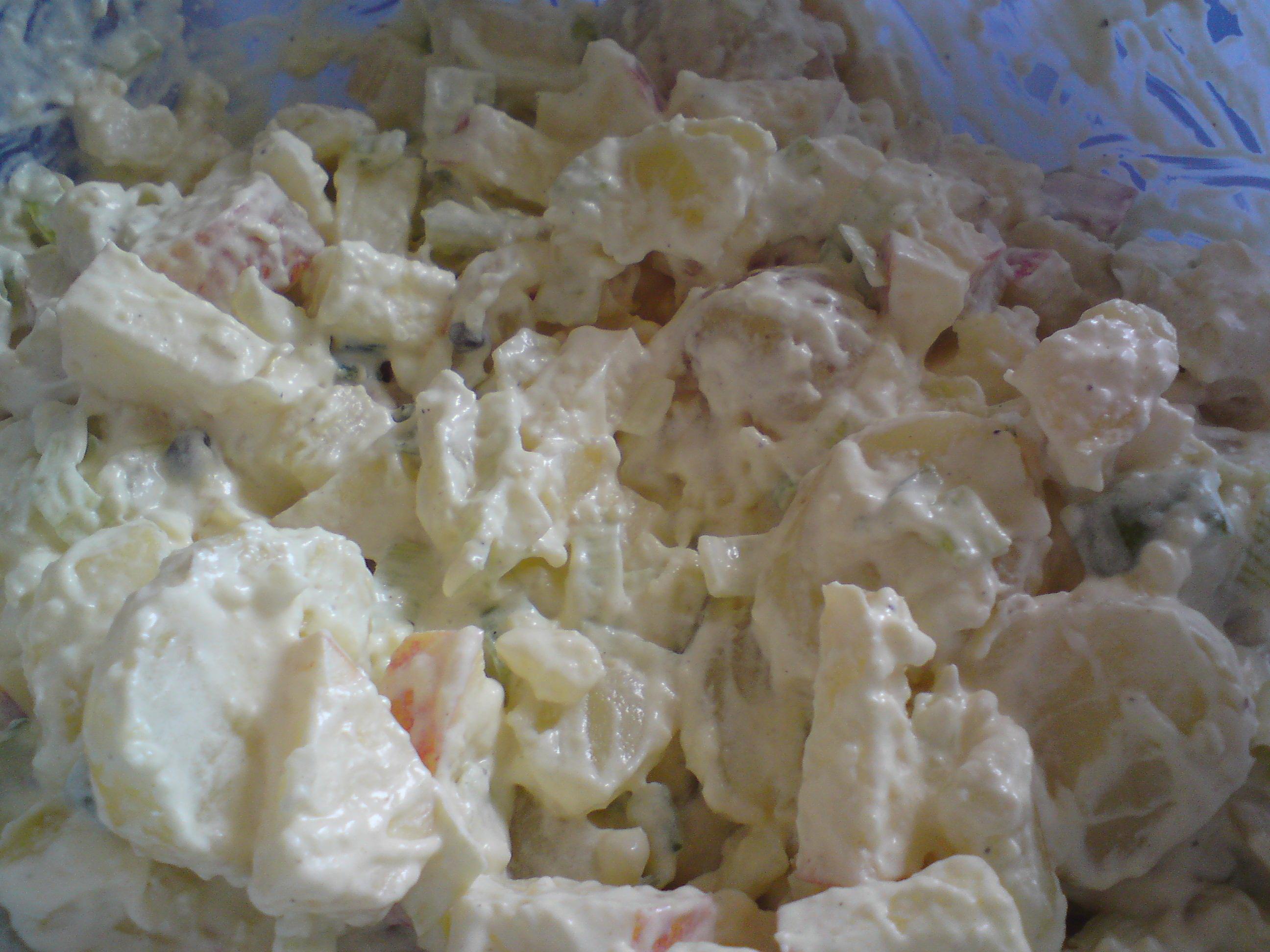 mumsig potatissallad