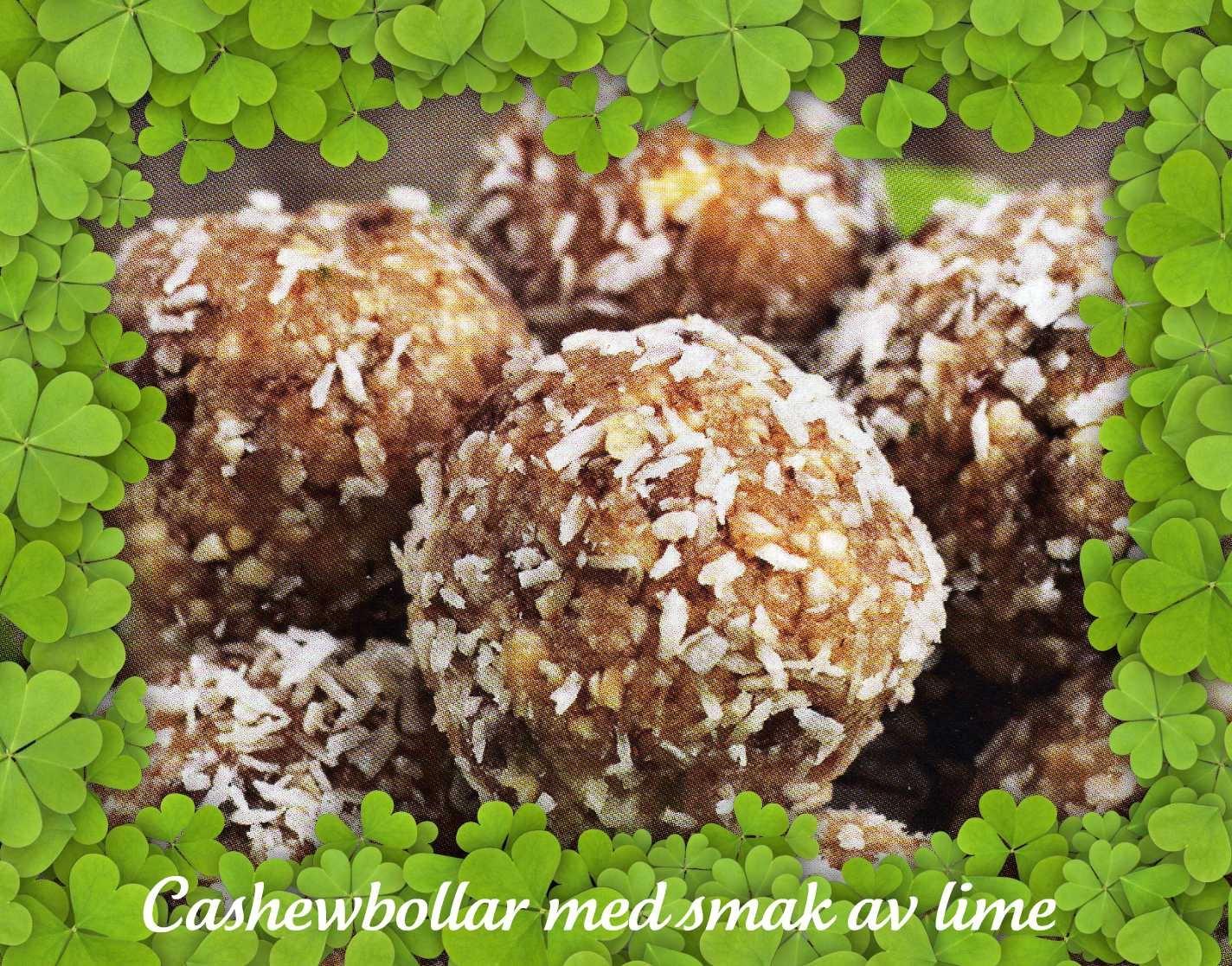 nyttiga chokladbollar utan vaniljsocker