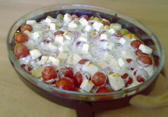 vegetarisk wokgrönsaker kokosmjölk