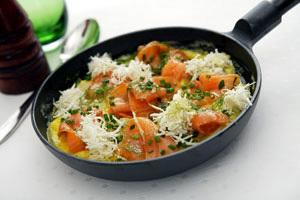 lax omelett