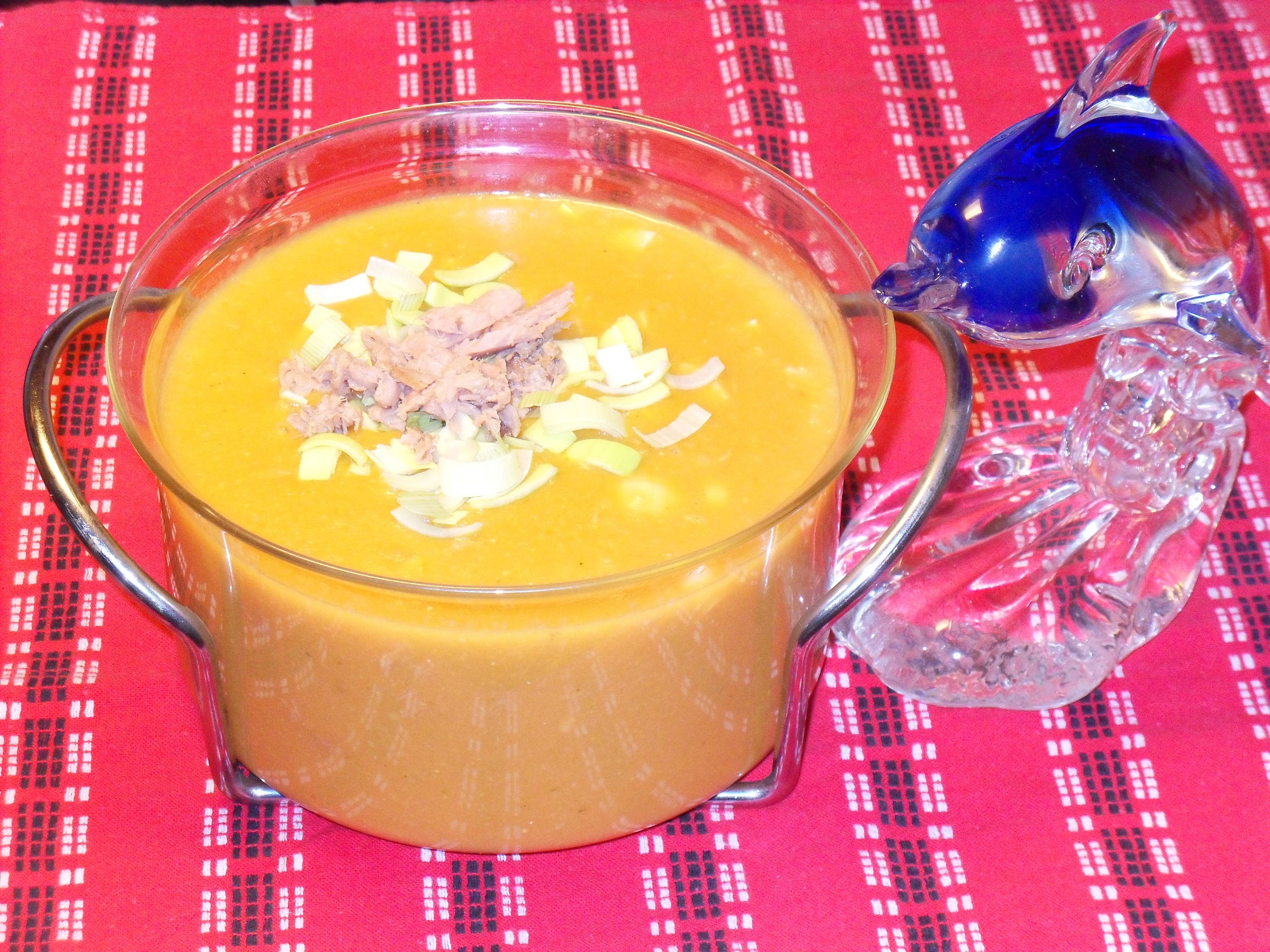 karibisk soppa