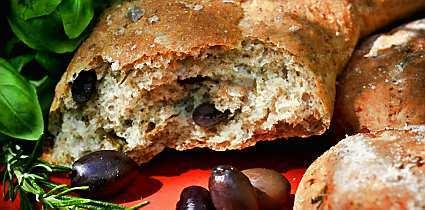 rosmarin bröd