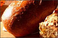 frukt och nötbröd