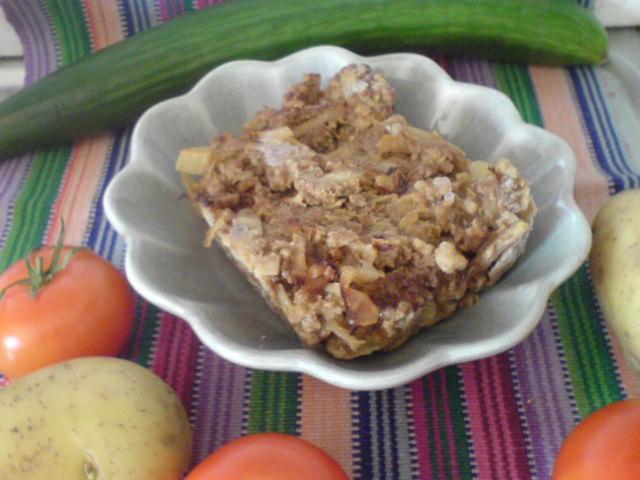 kålpudding risgrynsgröt