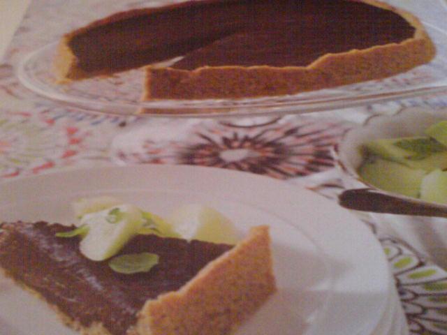 �ggfri chokladt