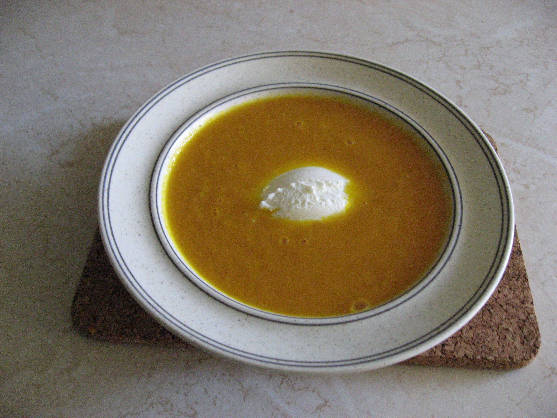 morotsoppa