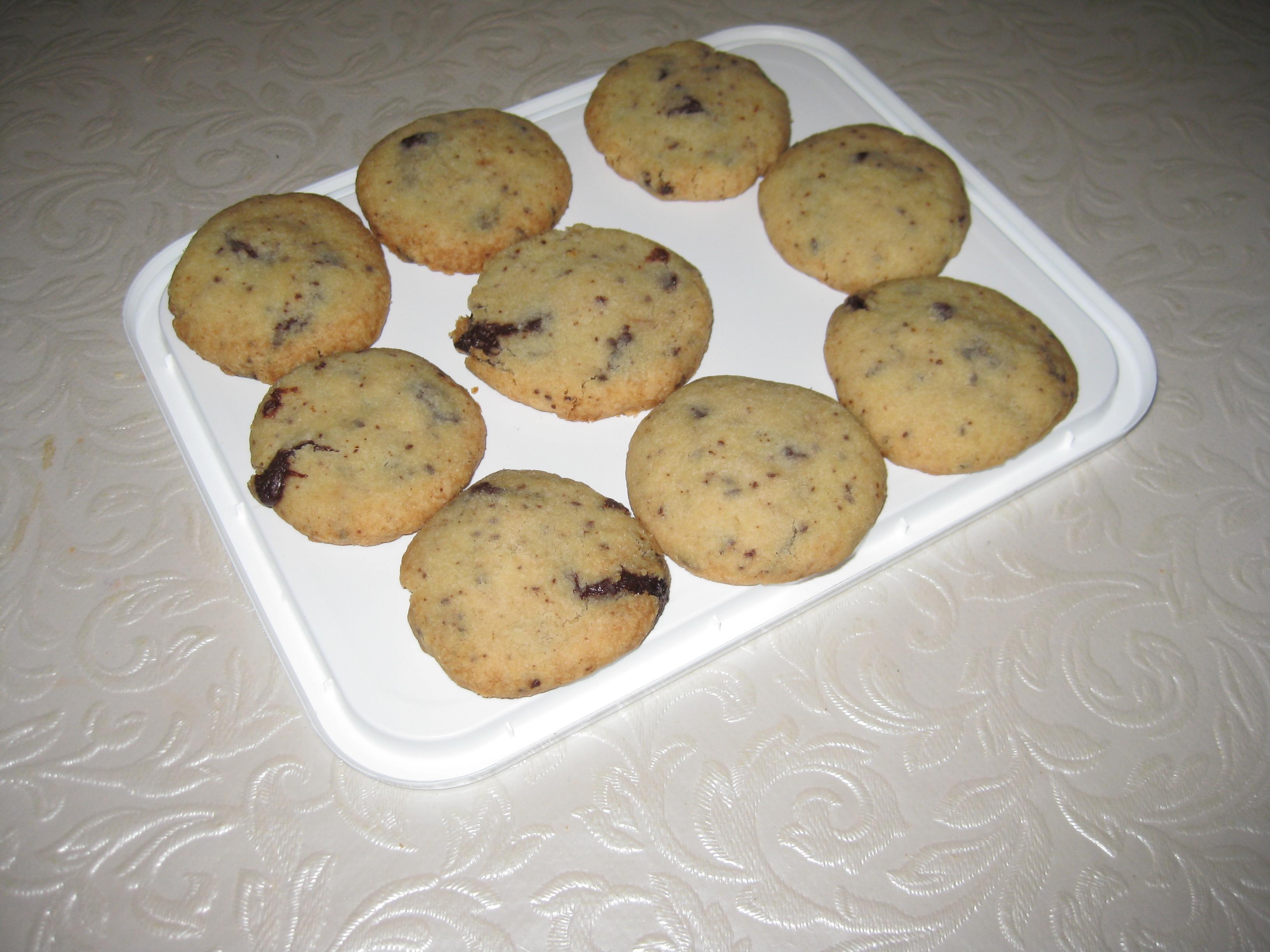 enkla cookies