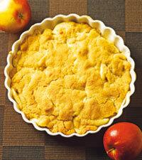 barbros äppelkaka