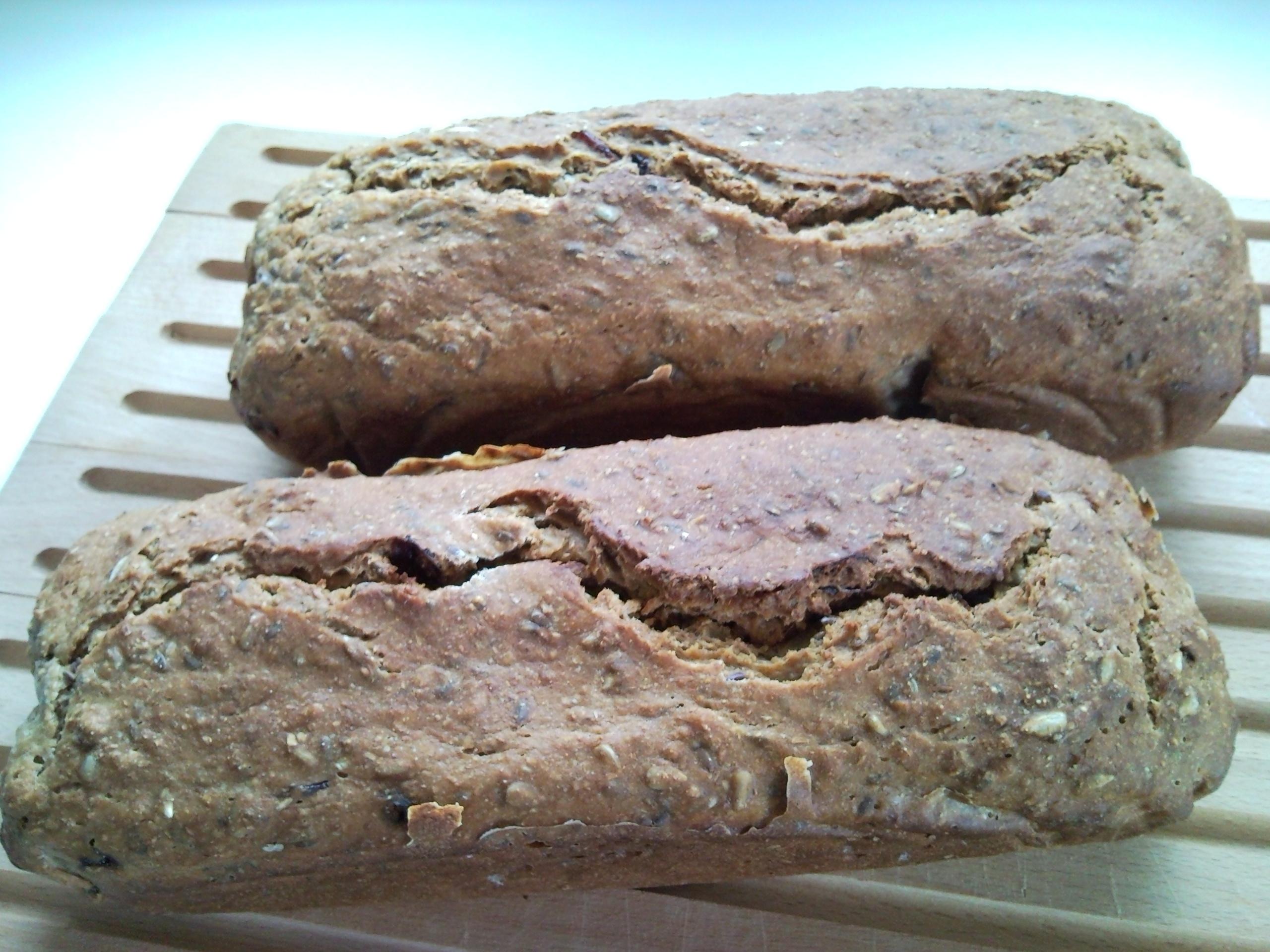 snabbakat bröd utan bikarbonat