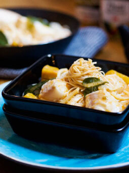 Thai Red Curry ..