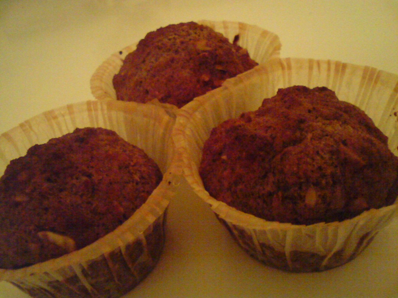 LCHF - Muffins..