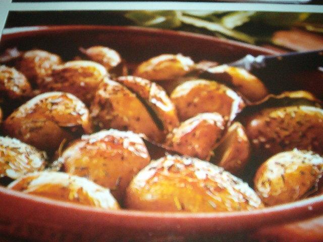 Lagerpotatis med rosmarin