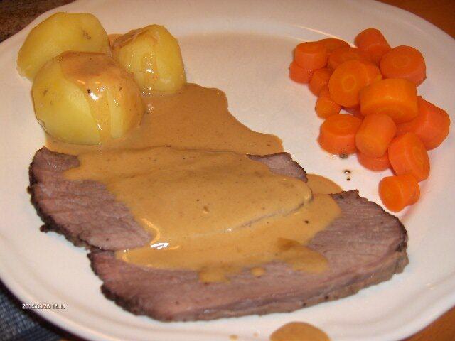 Gammaldags stek